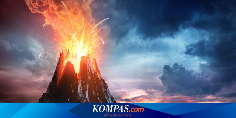 Letusan Gunung Berapi Jadi Pemicu Kepunahan Massal 450 Juta Tahun Lalu