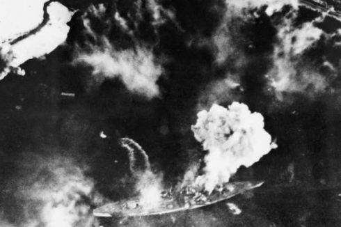 Kapal Perang Terbesar Nazi Masih Tinggalkan Luka di Alam Norwegia