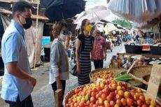 Tinjau 2 Pasar di Bitung, Ketua Komisi II DPRD Sulut: Harga Cabai Bervariasi