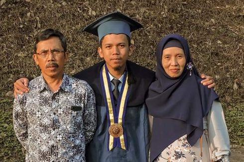 Cerita Reza, Anak Sopir Lulusan ITB IPK 3,98: Piagam Menutupi Lumut hingga Keluarga Jarang Makan Daging