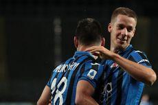 Hasil Atalanta vs Brescia, Tuan Rumah Bantai Tim Mario Balotelli 6-2