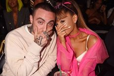 Ariana Grande Akhirnya 'Bersuara' Setelah Kematian Mac Miller