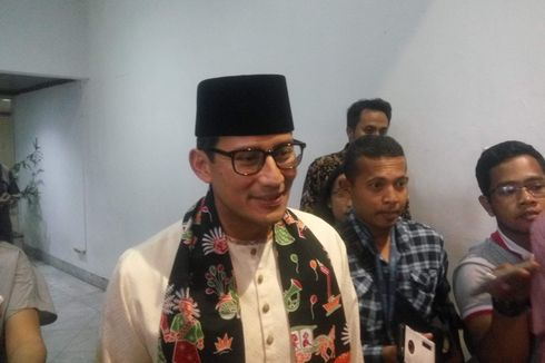 Pernah Janji Lepas Saham DKI di Perusahaan Bir, Jawaban Sandiaga...
