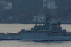 Putin Berjanji Pembangunan Kapal Perang Rusia Akan Jalan Terus