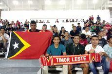 Jauh-jauh dari Dili Demi Saksikan Timnas U-19 Vs Timor Leste