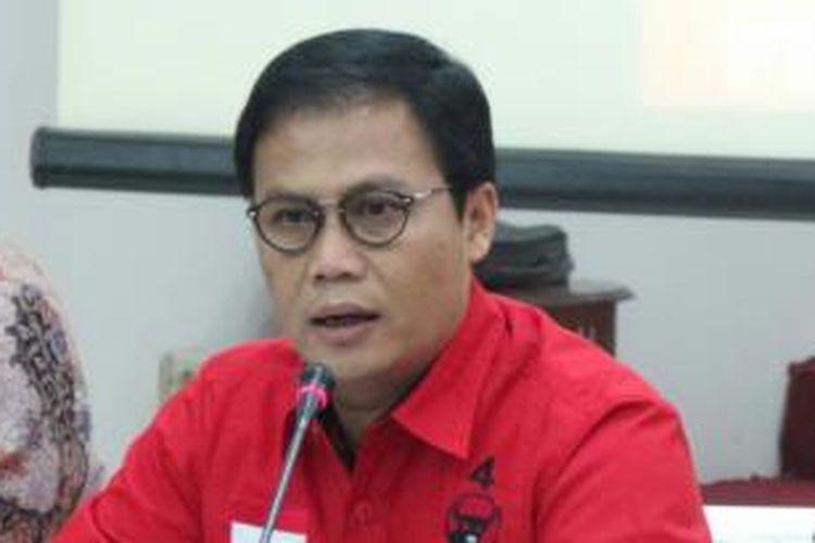 Wakil Sekretaris Jenderal DPP PDI Perjuangan Ahmad Basarah