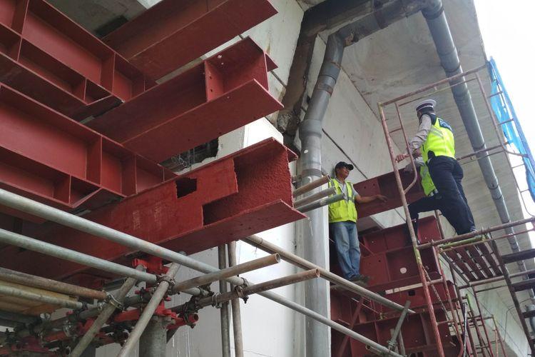 Perbaikan Flyover Cengkareng