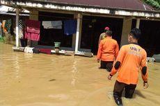 Sungai Meluap, Ratusan Rumah di Banyumas Terendam Banjir