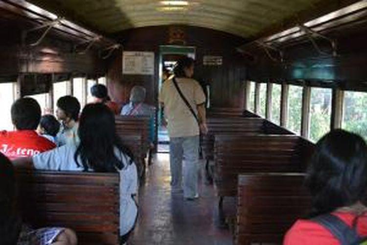 Tarik Wisatawan Kai Buka Jalur Wisata Ambarawa Tuntang