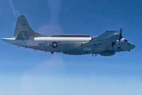 Jet Tempur Rusia Cegat Pesawat Mata-mata AS di Laut Hitam, Ahli Khawatirkan Eskalasi Ketegangan