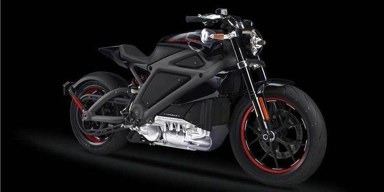 Harley-Davidson Livewire yang akan dijadikan acuan sebagai sepeda motor listrik pertama produsen moge asal Milwukee.