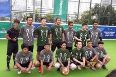 Puyol Ditantang Ponaryo Bermain Futsal di Jakarta
