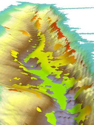 Tsunami Palu. Para ilmuwan mendapati dasar lautan di perairan dekat Palu anjlok setelah gempa.