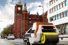 Universitas Liverpool Kembangkan Robot yang Bisa Perbaiki Jalan Berlubang