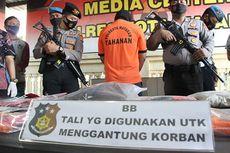 Mahasiswi S2 Dibunuh dan Jenazah Digantung Pacar yang Kesal Tak Diizinkan ke Bali