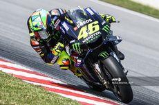 Rossi Sebut Lorenzo Pelatih dan Aneh Lihat Lorenzo Pakai Baju Kru