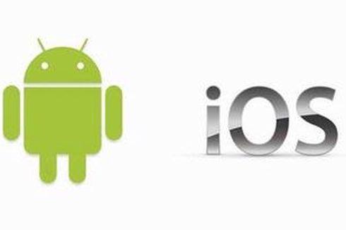 """Pengguna iOS Cepat """"Update"""", Android """"Terjebak"""""""