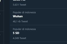 Trending di Media Sosial, Bagaimana Kondisi Wuhan?