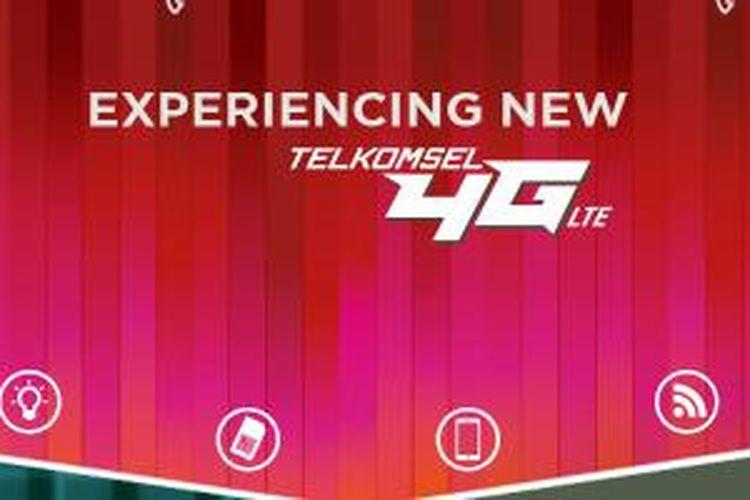 Layanan 4G LTE komersil oleh Telkomsel