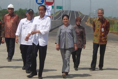 Gubernur Jateng: Pak Presiden, Brebes Ini Lumayan Miskin