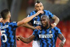 Inter Milan Vs Lazio, Kans Lukaku
