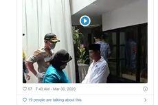 Viral Video Polisi Marahi Warga yang Nekat Gelar Arisan di Tengah Wabah Corona