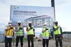 Rusun TNI di Gorontalo Mulai Dibangun, Anggarannya Rp 19,5 Miliar