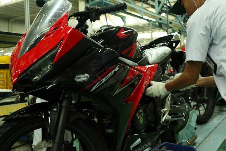New Honda CBR150R