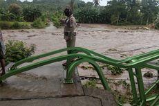 Jembatan Ambruk Dihantam Banjir, Bupati Sikka: Sangat Memprihatinkan, Pemerintah Bangun Jalan Alternatif