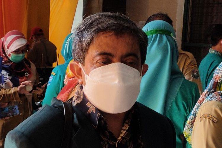 Ketua IDI Kota Tegal dr. Saib Barabas