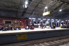 Ada Gangguan Sinyal, 4 KA Terlambat Berangkat dari Stasiun Bandung