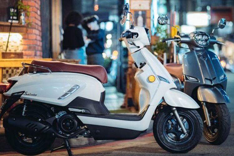 New Suzuki Saluto 125
