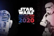Lomba Lari Virtual Bertema Star Wars Akan Hadir di Indonesia