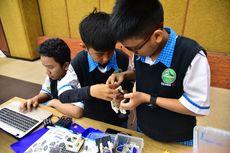 Perkuat STEAM, Untar Gelar Kompetisi dan Pelatihan Robotik SD dan SMP
