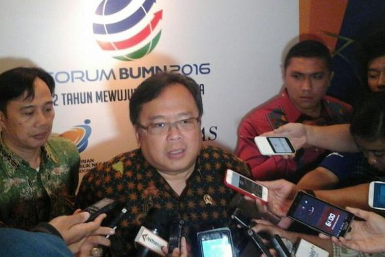Menteri Perencanaan dan Pembangunan Nasional, Bambang Brodjonegoro