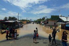 Mensos Usulkan Pembangunan Kanal untuk Atasi Banjir di Bengkulu