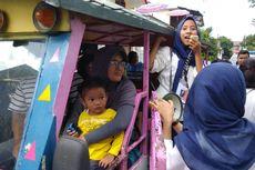 Dishub DKI Segera Larang Odong-odong Beroperasi di Jakarta