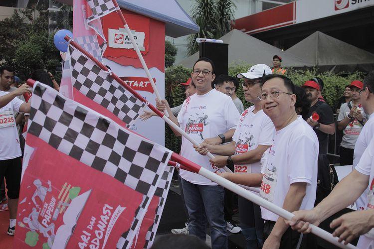 Gubernur DKI Jakarta Anies Baswedanyang membuka acara PAPERUN 2019 (24/6/2019) memberikan apresiasi acara ini karena dapat meningkatkan interaksi warga Jakarta, serta menggaungkan pentingnya minat baca dan daya baca.