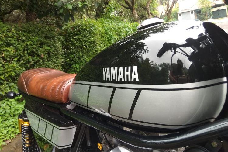 Yamaha Scorpio Tracker