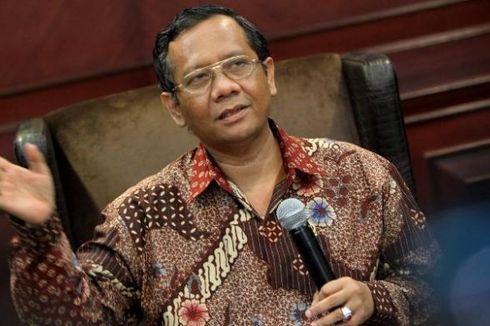 PKB Jagokan Mahfud ketimbang Rhoma Irama