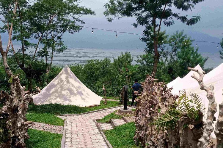 Coffee Camp di Kampung Kopi Banaran