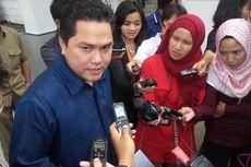 Erick Thohir: Ada Sisa Rp 1,5 Miliar dari Pelaksanaan Piala Presiden
