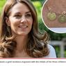 Kate Middleton Pakai Kalung Baru untuk Ketiga Anaknya