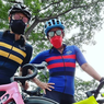 Tak Cuma Brompton, Dian Sastro Pun Pakai Sepeda Karbon Cervélo