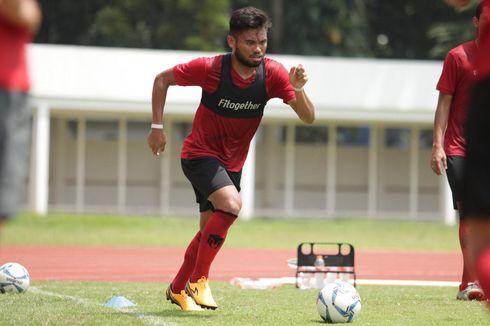 Jadi Tersangka, Pemain Bhayangkara FC Saddil Ramdani Tidak Ditahan