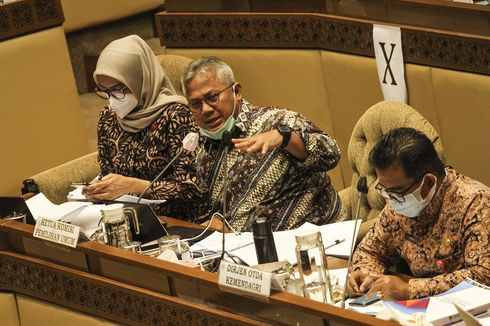 Antisipasi Kerumunan, KPU Bagi Lima Waktu Kedatangan Pemilih di TPS