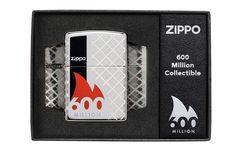 Pemantik Zippo yang ke 600 Juta, Dirilis Secara Terbatas