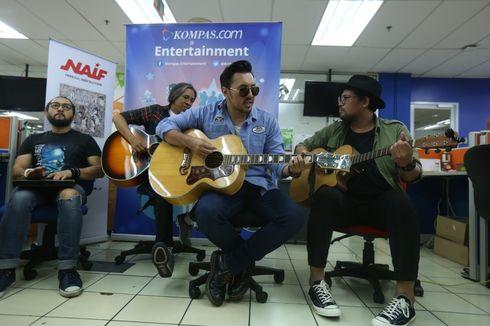 Resmi Bubar, Ini 5 Kenangan Perjalanan Karier Band Naif