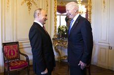 Gedung Putih Bantah Biden Mengangguk Setuju Saat Ditanya Apakah Dia Percaya Putin