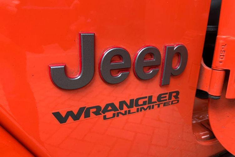 Test Drive Jeep Wrangler Rubicon Unlimited